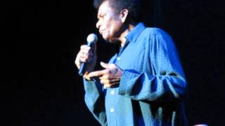 Charlie Pride - Except For You (live) St. John's, NL