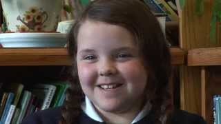 preview picture of video 'Holy Family School's Lexi Merrick on Generational Learning'