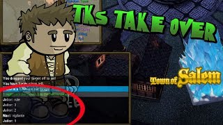TK Takes Over | Town Of Salem Jailor Coven Ranked Practice