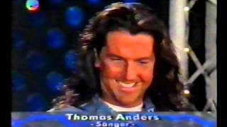 Thomas Anders in show