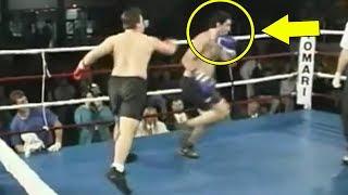 La pelea de boxeo más patética...