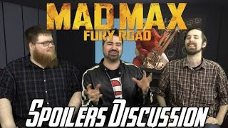 Mad Max: Fury Road Review [Spoiler Discussion!]