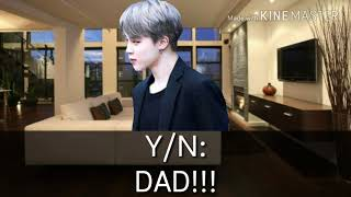 Words doesn't hurt, but Love does... BTS Jimin FF Part 1