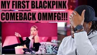 BLACKPINK   '뚜두뚜두 (DDU DU DDU DU)' MV | MY FIRST BP COMEBACK!!! | REACTION!!!