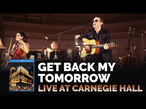 Get Back My Tomorrow Live