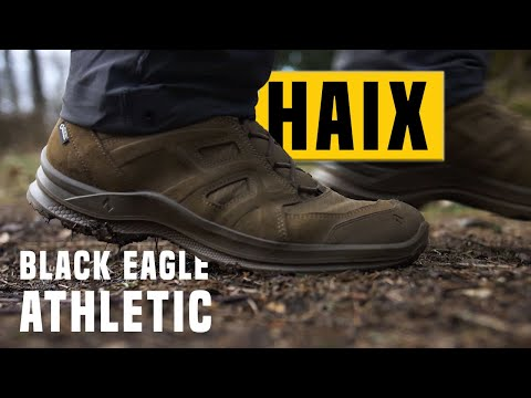 Haix Black Eagle Athletic 2.0 V GTX Mid - Testbericht Gear Review