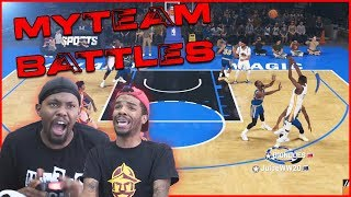 The RAGE Continues! Emotions Run High & Things Get Ugly! - NBA2K19 MyTeam Battles Ep.5