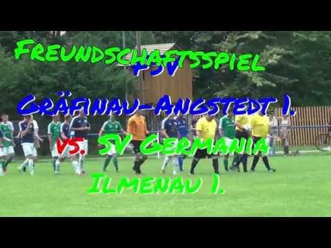 FSV Gräfinau-Angstedt 1 vs.SV Germania Ilmenau 1
