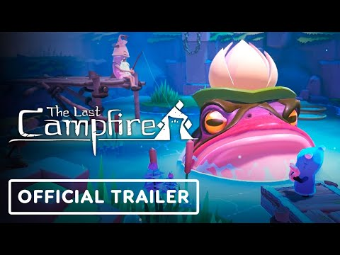 The Last Campfire : Official Steam Launch Trailer