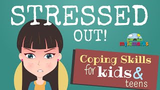 Stress Management Tips for Kids and Teens!