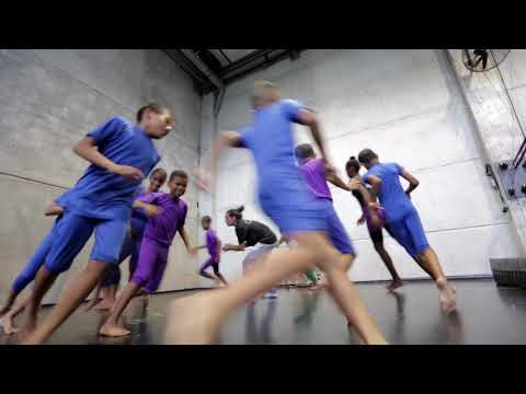 Dance education project for 60 at-risk children