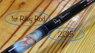 Custom Rod Building a Doug Hannon Tribute Rod