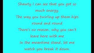Lady GaGa Ft. Colby O'Donis   Just Dance (lyrics)