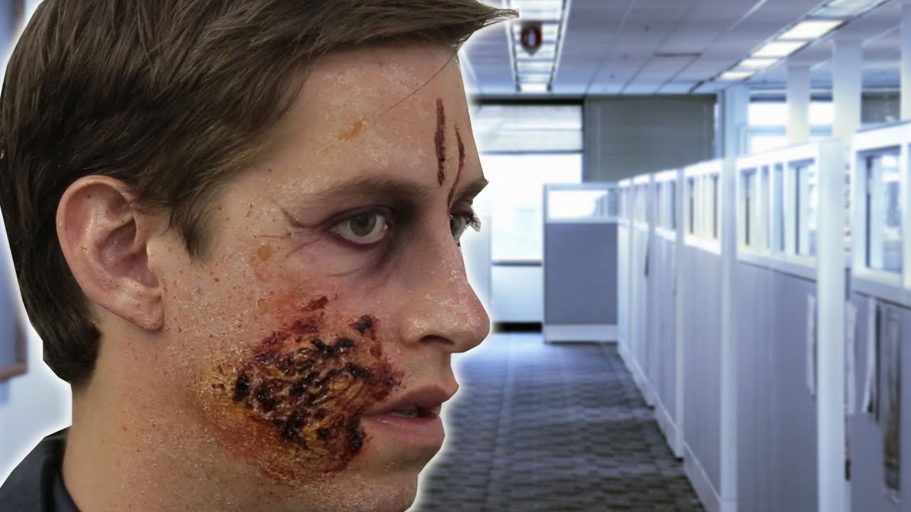 What It's Like To Be A Zombie In The Office thumbnail