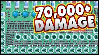 Happy Room - 70,000+ Damage! Help Me Get 80,000 Damage Sandbox -Happy Room Gameplay