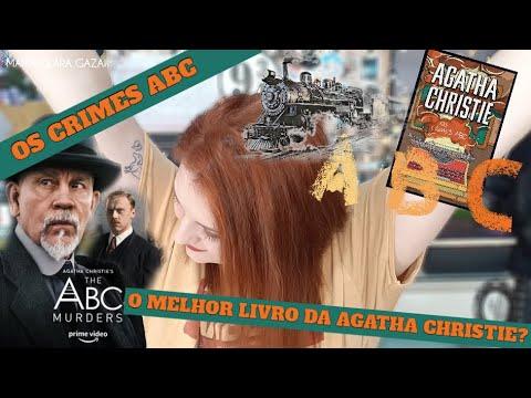 OS CRIMES ABC | LIVRO + SÉRIE BBC