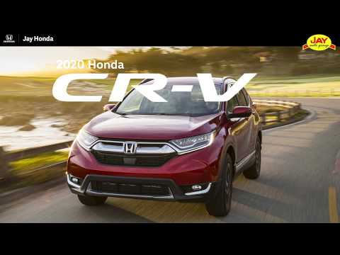 All New 2020 Honda CR V
