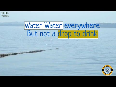 "Prophet Muhammad (pbuh) on Water ""Do not waste water even if you were on the banks of a flowing rive"