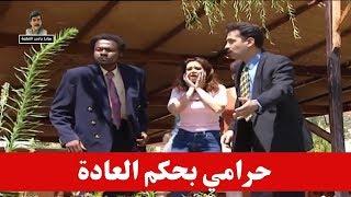 حرامي بحكم العادة وبدمو السرقة ـ شوفو نهايتو الغريبة ـ مرايا