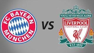 Bayern Munich Vs Liverpool 0 - 3 FULL MATCH - August 1, 2017 - Audi Cup