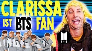 Clarissa ist BTS Fan