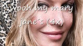 Mary Jane's Shoes (lyrics) - Fergie