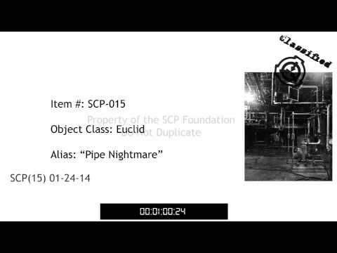 SCP-015