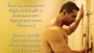 Rula Diya Full Song With Lyrics Ankit Tiwari   - YouTube