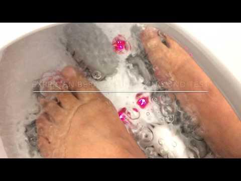 """► Unboxing- und Test-Video des Fußmassagegeräts """"FA-8115-1"""" von TZS First Austria auf Deutsch ☑"""