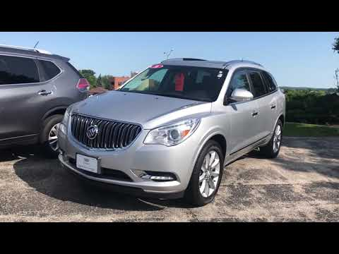 2016 Buick Enclave 4WD Boucher Cadillac
