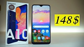 """Samsung Galaxy A10 """"CHEAPEST INFINITY V"""" Unboxing & Review!"""