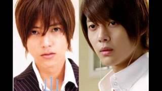 kpop and jpop look alike