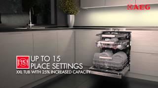 AEG ProClean Dishwasher