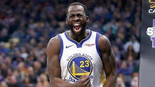 Warriors Give Draymond Green Max Contract Extension! 2019-20 NBA Season