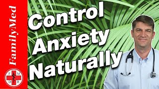 10 Ways to Treat Anxiety Naturally and WITHOUT Medications!