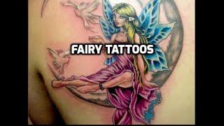 Fairy Tattoos HD - Best Fairy Tattoo Designs