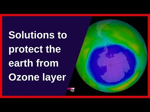 International Ozone Day 2019: Solutions to protect the earth from Ozone layer   NewsX
