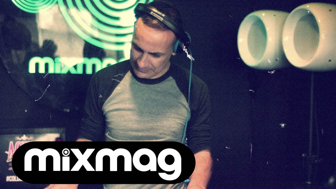 Late Nite Tuff Guy - Live @ Mixmag Lab LDN 2014