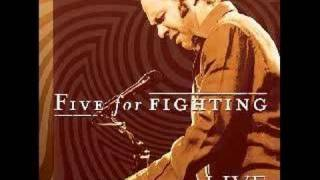 Nobody- Five for Fighting (Live)