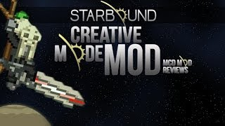 Creative Mode - Starbound - Mod Spotlight