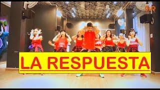 Zumba Becky G, Maluma   La Respuesta | Official Zumba Video | Zin 81 Hot Bonus Track