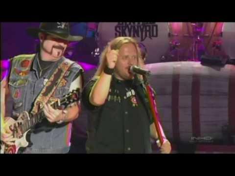 Lynyrd Skynyrd - Gimme Three Steps (HD) Live 2003