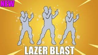 FORTNITE LAZER BLAST EMOTE (1 HOUR)