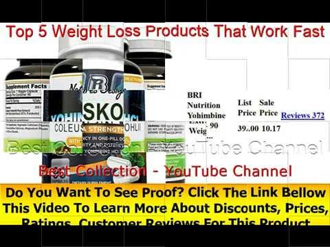 Top 5 Nutrition Yohimbine Review Or Weight Loss Products That Work Fast 2016 Video 103