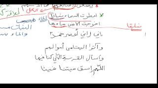 أضخم ملخص في الأدب العربي لجميع الشعب