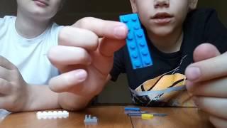 Лего ножи часть 2 угар!!!!