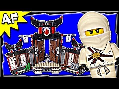 Vidéo LEGO Ninjago 2504 : Le temple d'entraînement