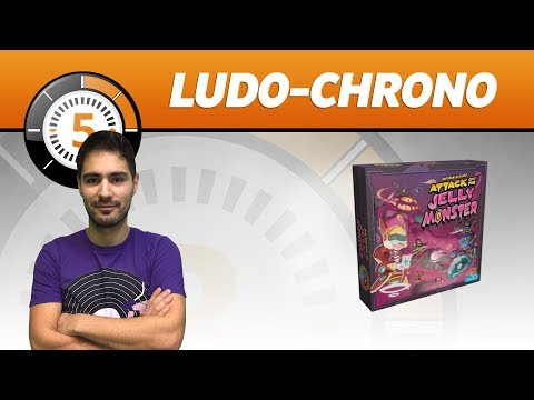 LudoChrono - Attack of the Jelly Monster - English Version