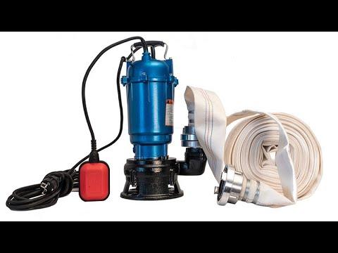 Magnum550 18000 Pro Stunde Fäkalienpumpe Schmutzwasserpumpe Baupumpe Tauchpumpe