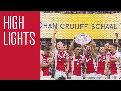 Highlights Ajax - PSV | Johan Cruijff Schaal